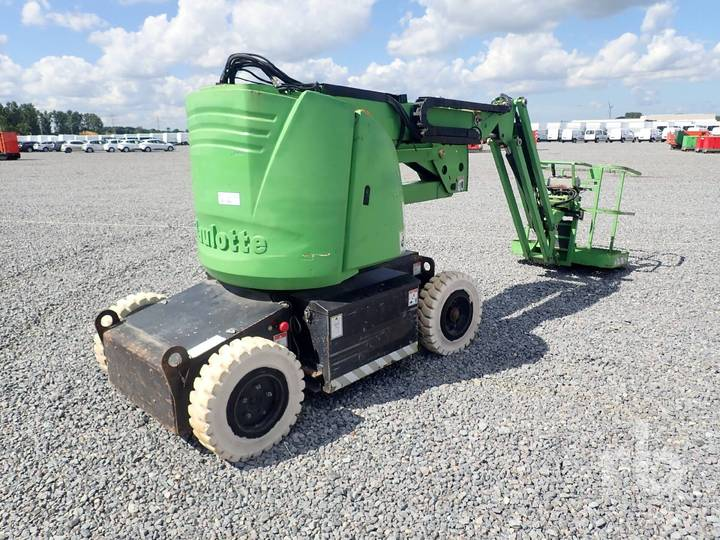 Haulotte HA12IP Electric Articulated - 2006