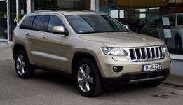 Jeep Grand Cherokee Replacement Parts