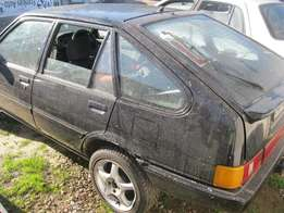 Toyota Avante 1.6 Carb 5spd Manual Stripping for Spares
