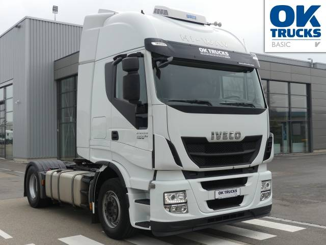 Stralis AS440S46T/P inkl. Iveco Mobility Care - 2014