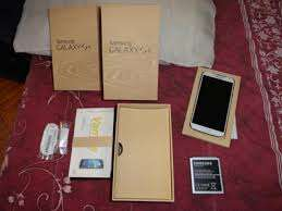 Excellent Samsung Galaxy S4, 32GB,With Complete Accessories.