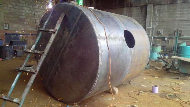 Get a full petroleum plan and cost with underground tanks Nairobi CBD - image 1