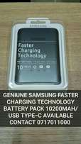 Geniune Samsung Faster Charging Technology