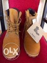 High quality and classic USA timberland