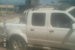 Nissan Hardbody Local Assembly Docuble Cab 4WD in Gilgil