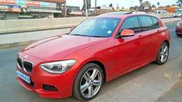 2015 BMW 1 Series 118i Sport Line 5DR Auto (f20) For Sale