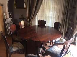 Wood table for sale