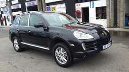 2008 Porsche Cayenne S, only 191000km selling at R215000