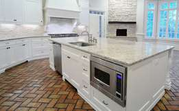 Granite tops supply and installations