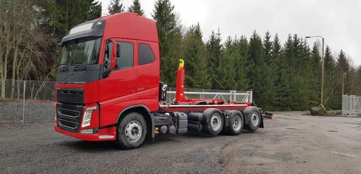 Volvo Fh540 - 2015