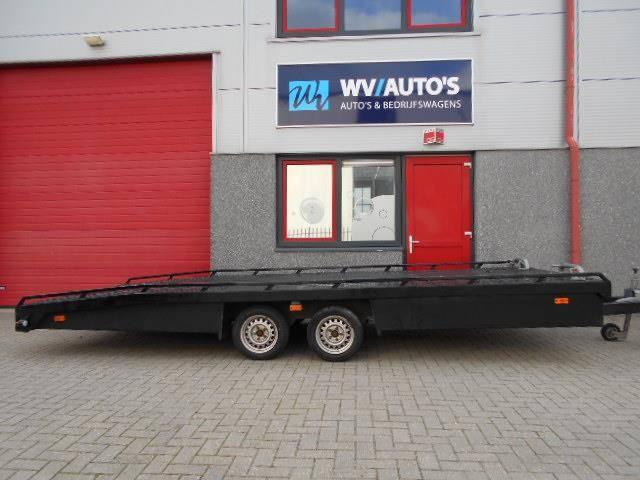Tijhof TAS35 tyhof autotransporter 545 x 220 - 2003 - image 6