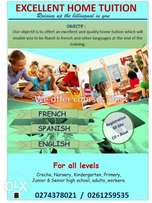 Excellent Home Tuition