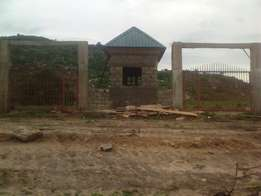 Own plots of land and a home with ease at orisun estates kuje Abuja