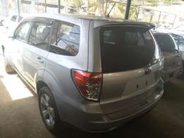 Subaru forester at 1850k