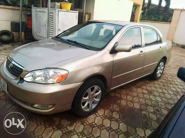 Toyota corolla 2007 model Clean and lovely ride. You will love it Agege - image 8