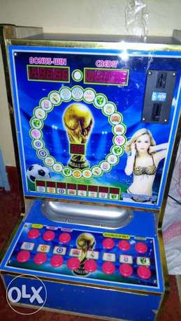 All price coin slot machine. (Fun time loto) Eldoret South - image 2