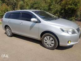 Toyota Fielder,1500cc,Auto,2006,extremly clean asking ksh.780,000