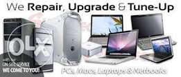 laptop and desktop repair and services