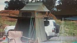 Howlingmoon rooftoptent