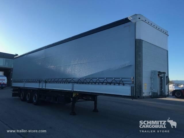 Schmitz Cargobull Curtainsider dropside - 2014 - image 4