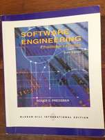 Software Engineering A Practitioner's Approach Textbook for sale
