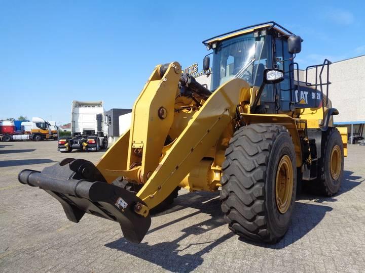 Caterpillar 962 K 962 K + WHEELLOADER - 2014