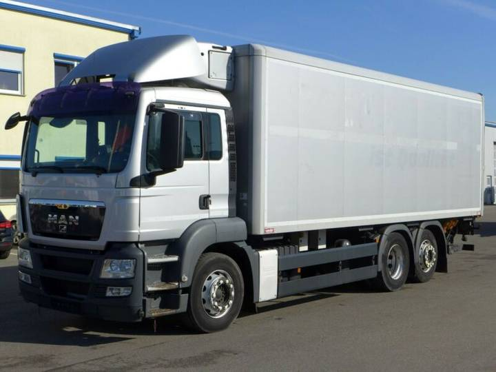 MAN TGS 26.320*Euro 5*Carrier Supra 850*LBW*Lift* - 2009
