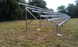 BSR Ground Mounted Solar Structure Frame