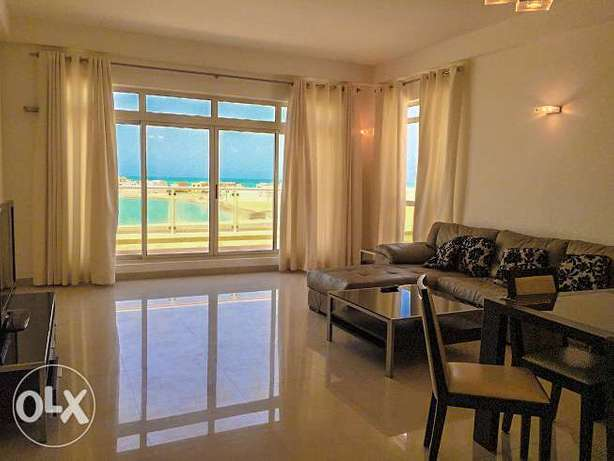 Spectacular Fully Furnished 3 BR Sea View Penthouse