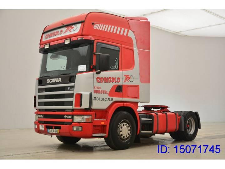 Scania 164 480 Topline - 2004