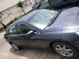 2004 naija used Honda accord EOD