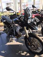 2016 BMW F800GS, only 1979kms