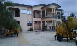 Three bedrooms apartment for rent at Taifa mr Agyei for one year