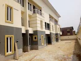 Executive 4bedroom duplex with BQ