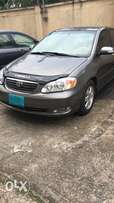 Two Months Registered 2006 Toyota Corolla