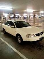 AUDI A6 2,4 v6 2001 model for sale r40000 price negotiable