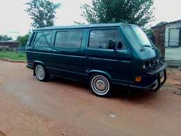 Microbus 2.3i 1998 model ,with 3y engine