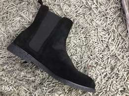 New ORO Chelsea boot black shoe