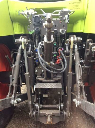 Claas arion 530 cmatic - 2015 - image 4