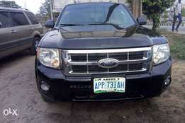 Clean register 08 Ford Excape