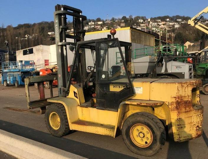 Hyster h7.00xl - 1995 - image 2