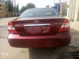 Toyota Camry 2004model