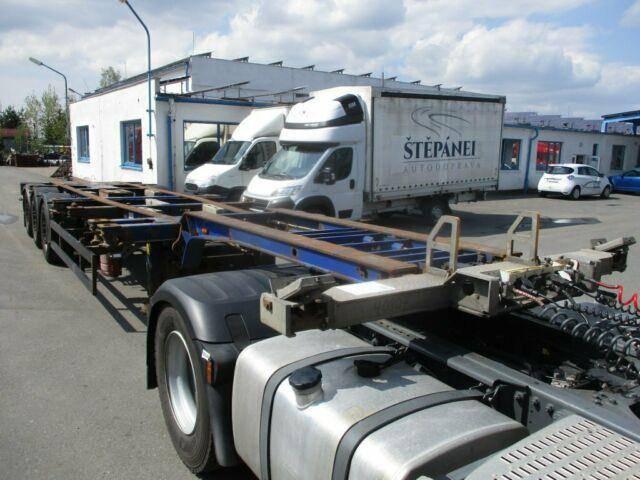 Schmitz Cargobull SCF24 - 2008