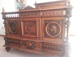 Victorian House Chateau Bed Circa 1860
