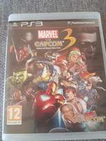 PS3 Games - Marvel vs Capcom 3