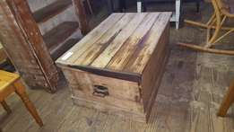 Baltic Pine Trunk Large
