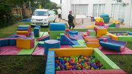 soft play and play park hire