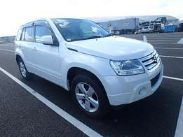 Suzuki escudo 2010 model on sale.