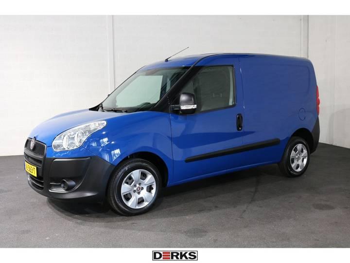 Fiat Doblò Cargo 1.3 JTD Airco BPM Vrij - 2014