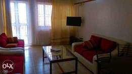 Fully furnished apartment for rent located in Kiwatule